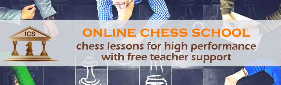 Chess School - lessons for high performance